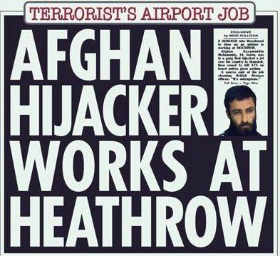 2006 Afghan hijackers case