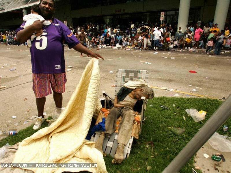 hurricane katrina a man made disaster essay